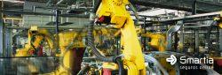 O crescimento das fábricas de automóveis no Brasil