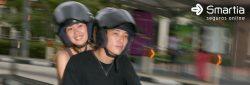 Regras e restrições para o uso de capacetes
