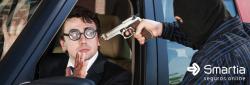 Saiba como se proteger de assaltos no trânsito