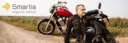 Jaquetas protetoras para motociclistas. Uma inovação a favor da segurança.
