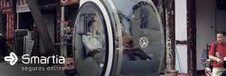 Volkswagen projeta carro voador