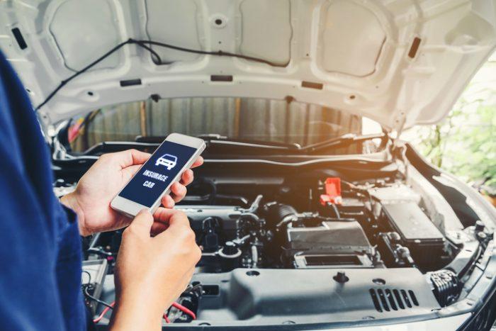 Como funciona o seguro auto com chassi remarcado