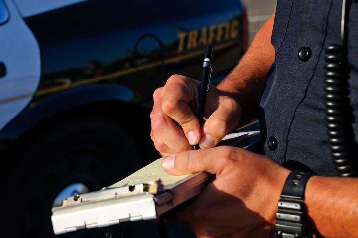 Conheça as multas de trânsito menos aplicadas